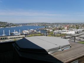 Capitol Hill, Deck Remodel by All-Ways Building, Seattle