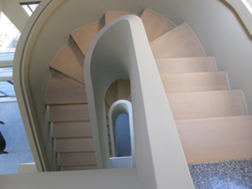 Capitol Hill, Custom Stairs Remodel by All-Ways Building, Seattle