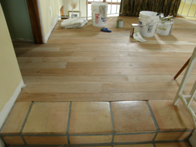 Santa Barbara, Flooring Remodel by All-Ways Building, Seattle