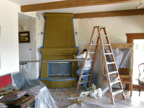 Santa Barbara, Interior Remodel by All-Ways Building, Seattle